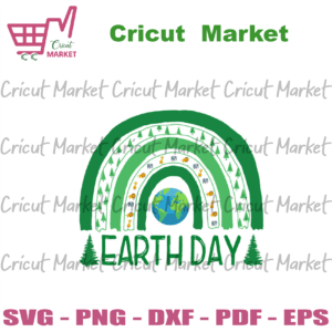 Rainbow Earth Day Svg, Trending Svg, Earth Svg, The Earth Day Svg, Earth Day Gifts Svg, Happy Earth Day Svg, Earth Love Svg, Earth Gifts Svg, Protect Earth Svg, Animal Lover Svg, Save The Earth Svg, Rainbow Svg