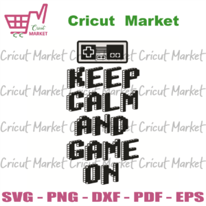 Keep Calm And Game On Svg, Trending Svg, Calm Svg, Game Svg, Little Monk Svg, Gamer Svg, Game On Svg, Game Lovers Svg, Game Gifts Svg, Video Game Svg, Esport Svg, Esport Lovers Svg, Game Quotes Svg, Retro Svg
