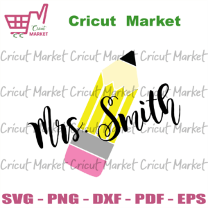 Mr Smith Back To School, Back To School cricut files, Silhoutte files, Sublimation files Instant Download