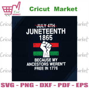 July 4th Juneteenth 1865 Because My Ancestors Werent Free In 1776, Juneteenth Svg, Melanin Svg, Afro Svg, Black Girl Svg, Melanin Poppin, Black Woman Svg, Afro Birthday, Living My Best Life, Independence Day Svg